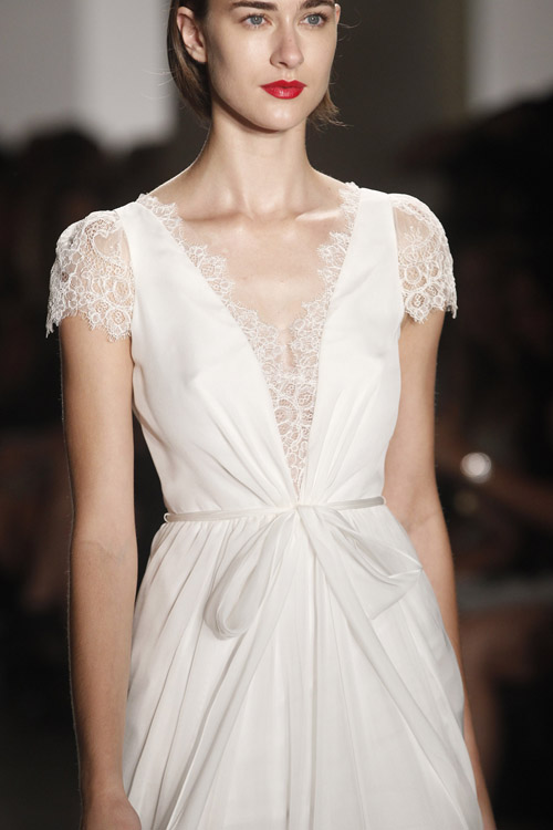 lace wedding dress by Christos bridal2