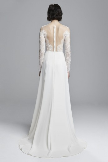 Wedding Dress, Lace Wedding Dress, Bridal Gown | CHRISTOS